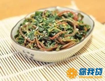 农村这种常见的野菜,居然是白发克星!而且还能救命! - 海之家老年网 - 海之家老年网